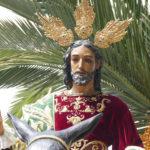 Jesús a su Entrada en Jerusalén